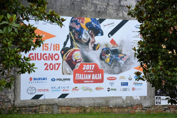 Pordenone capitale del cross country rally